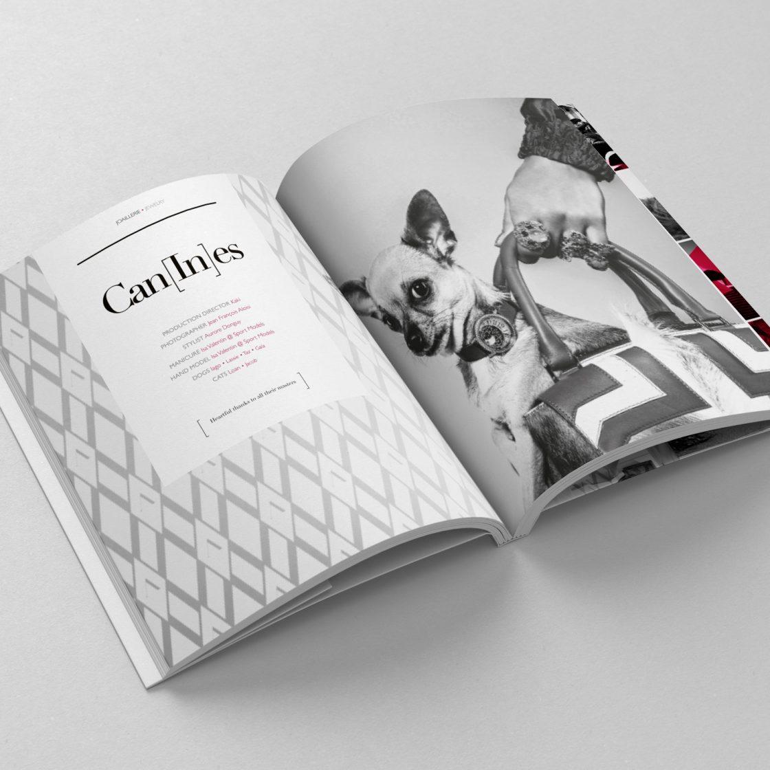Aestus, jewelry chapter