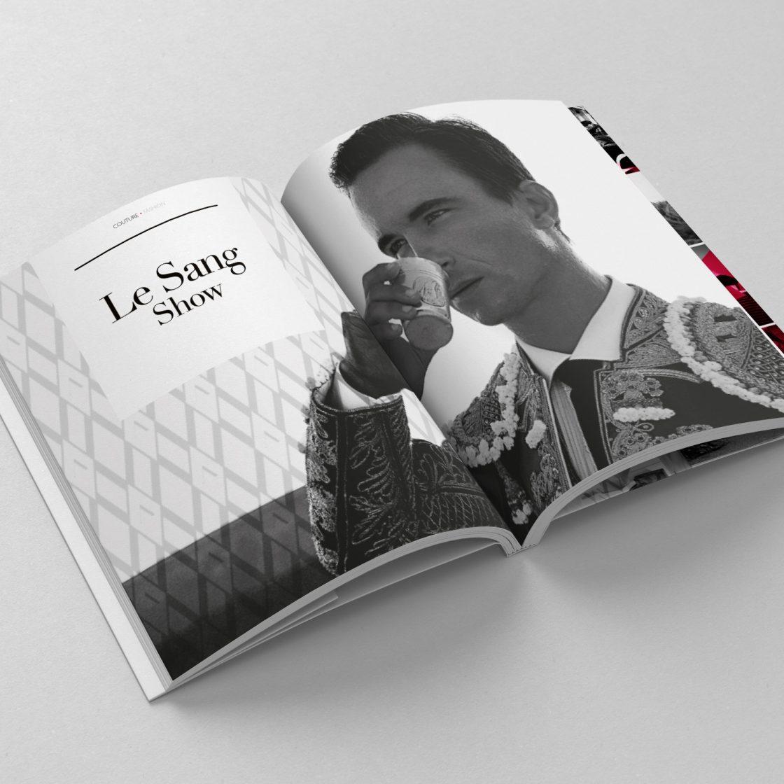 Aestus, fashion chapter
