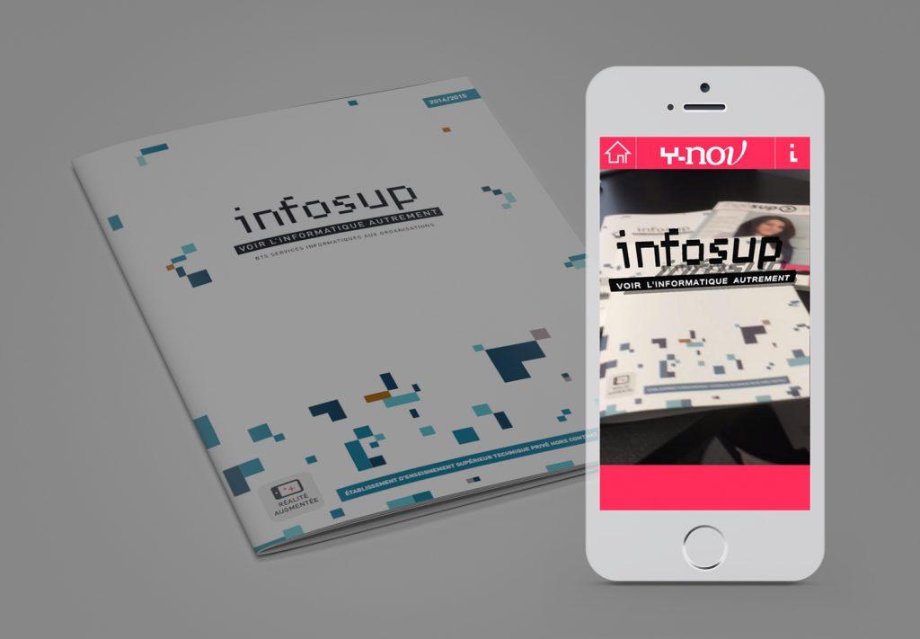 Virtual Reality, Infosup brochure