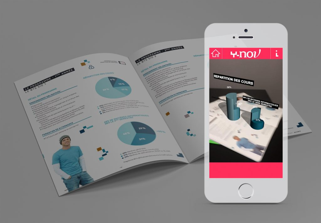 Virtual Reality, Infosup brochure